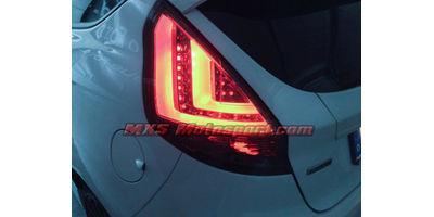 MXSTL114 Led Tail Lights Ford Fiesta