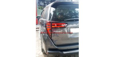 MXSTL136 Toyota Innova Crysta Led Tail Lights Matrix Mode