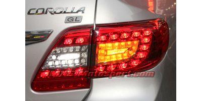 MXSTL141 Toyota Corolla Led Tail Light