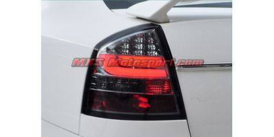 MXSTL144 Skoda Laura LED tail lights