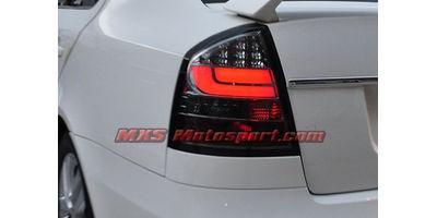MXSTL145 LED Tail Lights Skoda Octavia 2007-2012