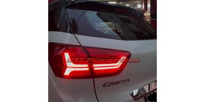 MXSTL148 Hyundai Creta Led Tail Lights