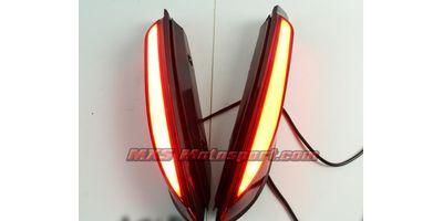 MXSTL149 Rear Upper Tail Lights Toyota Fortuner