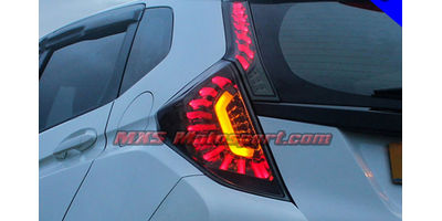MXSTL17 LED Tail Lights Honda Jazz 2015