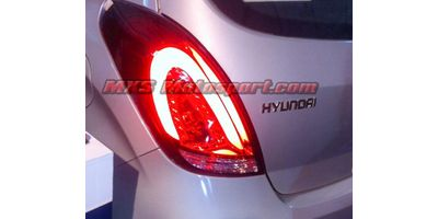 MXSTL22 LED Tail Lights New Hyundai i20 Fluidic