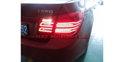 MXSTL44 LED Tail Light for Chevrolet Cruze Pair