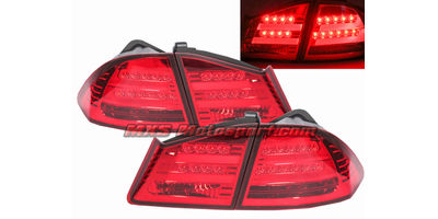 MXSTL97 LED Tail Lights Honda Civic BMW Style