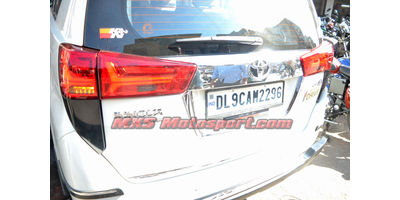 MXSTL98 LED Tail Lights Toyota Innova Crysta