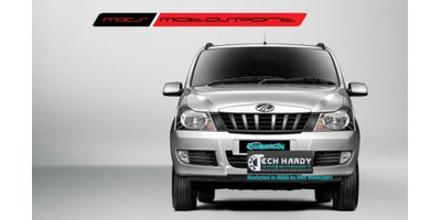 MXS- High end HID kit with true AC Blaster for Mahindra Quanto
