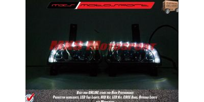 MXS1926 LED Fog Lamps Day Time running Light for Mahindra Scorpio New