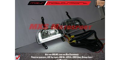 MXS1929 LED Fog Lamps Day Time running Light for Mahindra Scorpio New