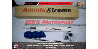 MXS2219 AmadaXtreme Performance off road shocks Mahindra Thar