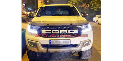 MXS2387 Raptor Style Front Grill Ford Endeavour Everest