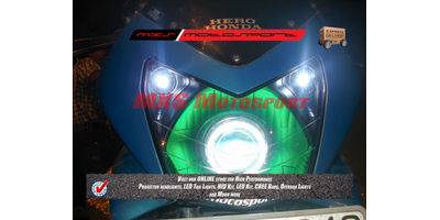 MXSHL254 Projector Headlight Hero Honda Karizma