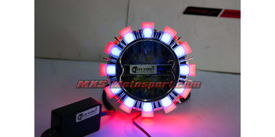 MXS2398 Led Robotic Eye Projector Headlamp Kit For Motorcycle