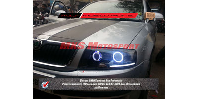 MXSHL237 Custom Projector Headlights Skoda Octavia