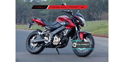 MXS- High end HID kit with true AC Blaster for Bajaj Pulsar 200 NS