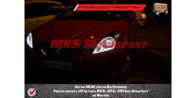 MXSHL151 Robitic Eye Projector Headlight With DRL Maruti Suzuki Baleno