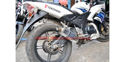 MXS2396 Tech Hardy Yamaha R15 Exhaust muffler silencer