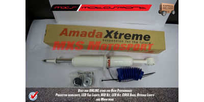 MXS2223 AmadaXtreme Performance off road shocks Toyota Fortuner