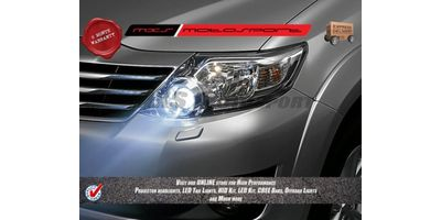 MXS Motosport Toyota Fortuner Low Beam XENON HID KIT with 6 Months* Warranty