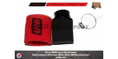 MXS2073 UNI Bike Motorcycle Free Flow Air Filter, Stage -1 Street Use