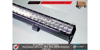 "MXSORL07 High Performance Cree LED Flood Lamp 31"" Bar for Off road"