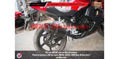 MXS2212 Tech hardy Hyosung gt650r Exhaust muffler silencer