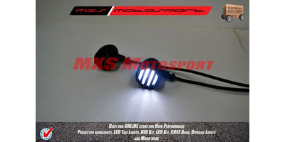 MXS2238 Chopper Turn Signal Indicators 'White'
