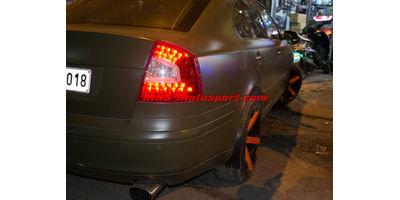 MXSTL58 LED Tail Lights Skoda Octavia