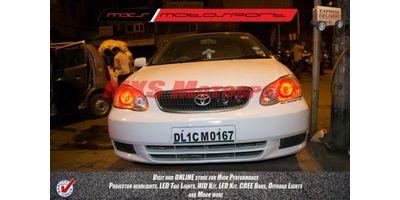 MXSHL154 Projector Headlights Toyota Corolla