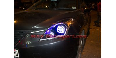 MXSHL164 Robitic Eye Projector Headlight With DRL Maruti Suzuki Baleno