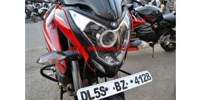 MXSHL197 Projector Headlight Bajaj Pulsar 200ns