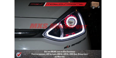 MXSHL202 Projector Headlights Hyundai Grand i10