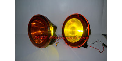 MXSORL126 High Perfomance Off Road HID Monster Foglamps 7""