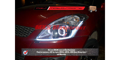 MXSHL378 Projector Headlights Maruti Suzuki Swift