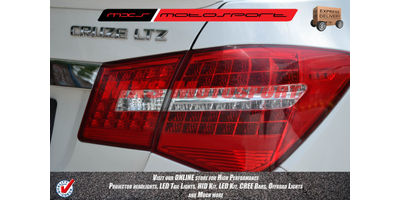MXSTL26 LED Tail Lights Chevrolet Cruze