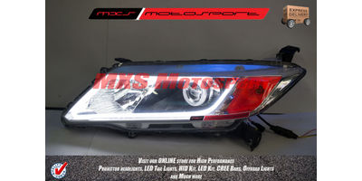 MXSHL211 Projector Headlights Honda City idtec