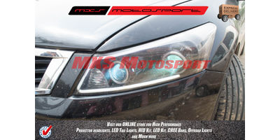 MXSHL212 Projector Headlights Honda Accord