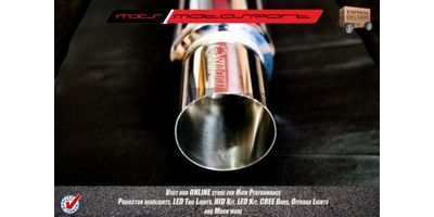 MXS2065 Nitto Maruti SWIFT ( D )Car Exhaust Muffler Silencer,Super Car Like sound