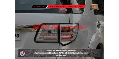 MXSTL05 LED Tail Lights Toyota Fortuner