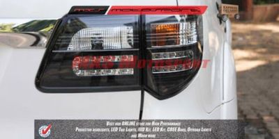 MXSTL07 LED Tail Lights Toyota Fortuner