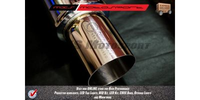 MXS2058 Nitto Hyundai i20 (P )Car Exhaust Muffler Silencer,Super Car Like sound