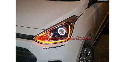 MXSHL398 Projector Headlights Hyundai Grand i10