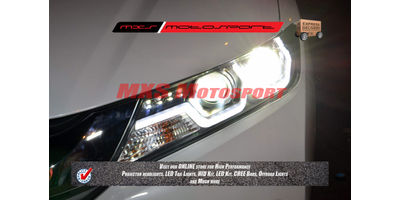 MXSHL37 Honda City i-Dtec New2014+ Projectors Headlights Day Running Light