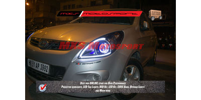 MXSHL274 Projector Headlights Hyundai i20