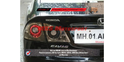 MXSTL69 Led Tail Lights Honda Civic