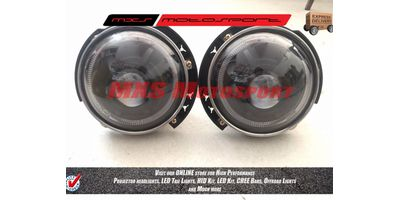 MXSHL75 Projector Headlights for Mahindra Thar Jeep