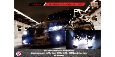 CAR BI-XENON H4 FITTING HIGH LOW FUNCTION HID CONVERSION KIT MXS Motosport
