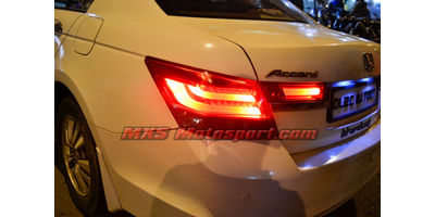MXSTL18 LED Tail Lights Honda Accord